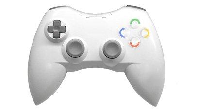 """Il pad della """"MIRAI"""" non sembra brillare per originalità, a parte i graziosi richiami ai colori di Google sui tasti."""