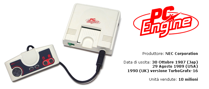 NEC PC Engine