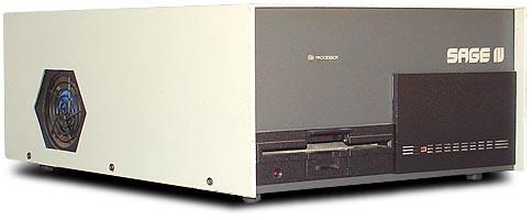 Il Sage IV... al tempo c'era chi pensava che il segreto della Ultimate fosse l'uso di questa macchina per sviluppare... ILLUSI!!