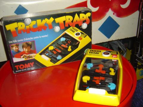 un milione di anni fa, o forse due, c'era chi giocava a Tricky Traps (tra gli altri)