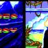 Xyphoes Fantasy © 1991 Silmarils per Amstrad CPC.