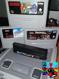 Alcuni giochi non compatibili con la Super UFO