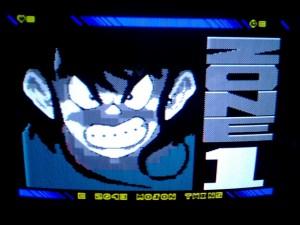 Goku Mal è pronto a saltare fuori dallo schermo del vostro Spectrum 128