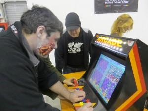 Con gli Zombie il torneo non vale perché non sentono l'ansia! Ma è stato premiato lo stesso perché è stato un ottimo giocatore! ;)