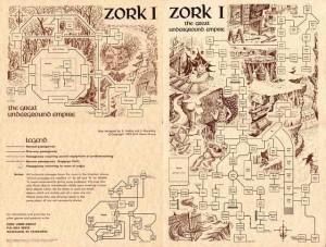 La mappa del Grande Impero Sotterraneo, utilizzata recentemente per trovare i fazzoletti nella borsa di una donna qualunque.