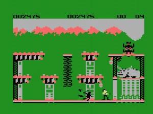La scelta cromatica sull'MSX è veramente criminale...