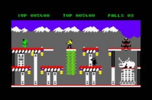 Brillante e vivace, Bruce Lee su Amstrad acquista una nuova vitalità. (Amstrad CPC)