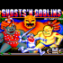 Ghosts 'n' Goblins © 1986 Capcom / Elite Systems per Amstrad CPC.