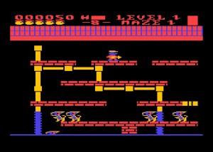 Versione Atari XL/XE