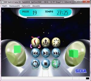 Il nostro Saturn emulato ha riconosciuto correttamente la nostra ISO e ci segnala che possiamo avviare il gioco.