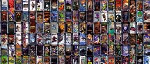 La libreria del Saturn era composta da ottimi titoli per ogni tipo di video giocatore.