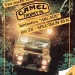 La cover di Camel Tropy Videogame.