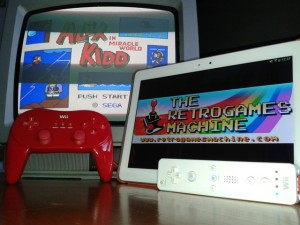 Una partitina al mitico Alex Kidd in Miracle World, sull'intramontabile Master System