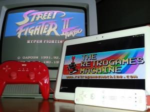 ...e botte da orbi con Street Fighter 2 Turbo su Super Nintendo!