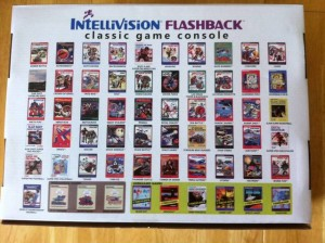 ... i giochi dell'Intellivision FB...