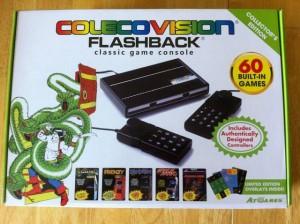 ...e quella del Colecovision Flashback