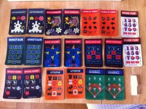 Gli overlays erano uno dei marchi distintivi dell'Intellivision. Una chicca imperdibile per i nostalgici.