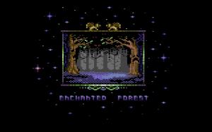 Schermata introduttivaForesta