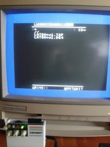 Sul c64, avviamo il File Browser, troveremo i nostri file .tap e .D64. Return sul .D64!