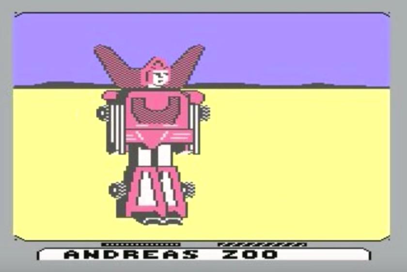 """Questo immondo ammasso di pixel sarebbe un Transformer intento in una trasformazione in grado di ridefinire il concetto di """"latte alle ginocchia"""""""